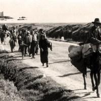 """Cuando nosotros éramos los refugiados: la """"Desbandá"""""""