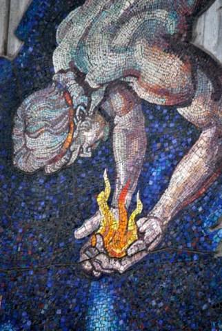 Icónico Prometeo: titán, demiurgo, mártir y receptáculo de esencias – Rubik  Mag