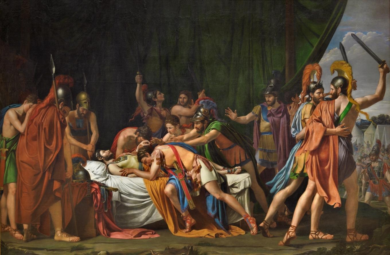 Muerte de Viriato. J. Madrazo.jpg